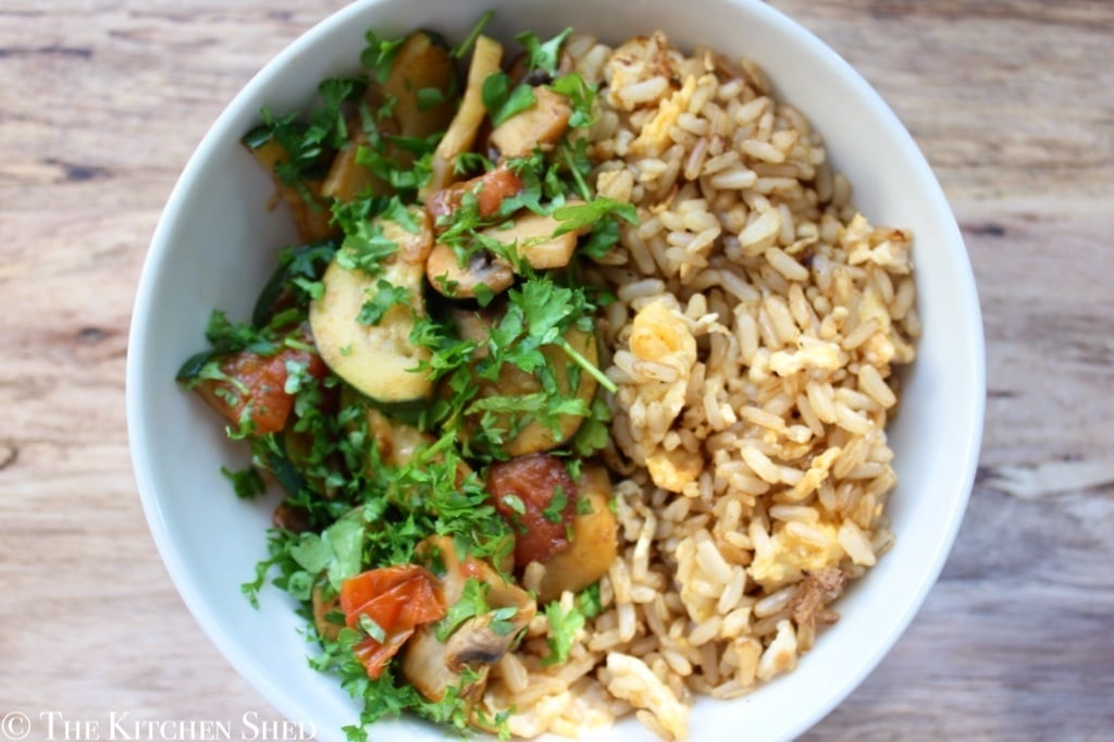 Clean Eating Brown Rice Breakfast Bowl – The Kitchen Shed
